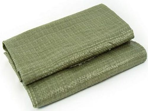 Мешок зеленый полипропиленовый 50 на 90