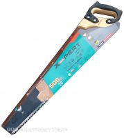 Ножовка по дереву с деревянной ручкой